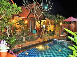The Cemok's Cottage, holiday park in Nusa Penida