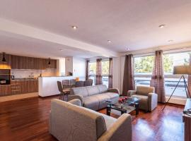 El Triunfo Apartments, hotel with jacuzzis in Cusco