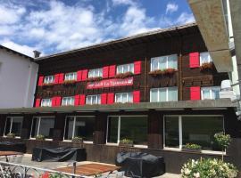 B&B La Tgamona, hotel in Savognin
