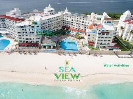 Sea View - Ocean Front Only, apartamento en Cancún