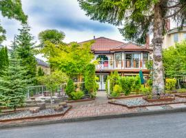 Diana's Luxury Bed and Breakfast, B&B in Vancouver