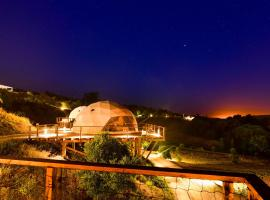 Reserva Alecrim EcoSuite & Glamping, country house in Santiago do Cacém