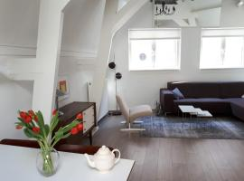 Monumental House in the City Centre of Leiden, apartment in Leiden