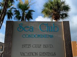 Sea Club Condo #37, vacation rental in Clearwater Beach