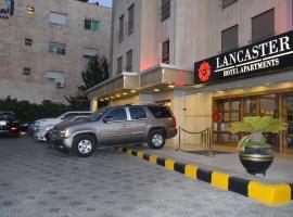 فندق لانكستر للشقق الفندقية-ضاحية الرشيد، فندق في عمّان