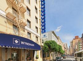 Club Wyndham Canterbury, hotel in San Francisco