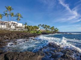 Wyndham Royal Sea Cliff Resort, hotel in Kailua-Kona