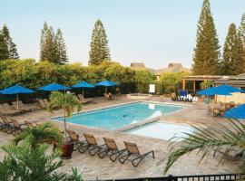Paniolo Greens Resort, hotel v destinaci Waikoloa