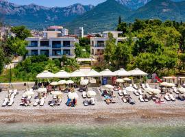 Apartments Kuce Lekovica Beach & Restaurant, apartman u Baru