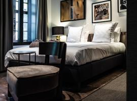 Boutiquehotel 't Fraeyhuis, accessible hotel in Bruges