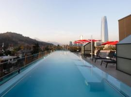 Ladera Boutique Hotel, hotel in Santiago