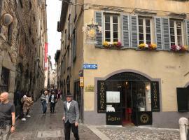 Il Sole – hotel w Bergamo