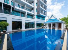 Mylin Holiday, five-star hotel in Pattaya Central