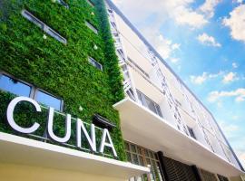Cuna Hotel, отель в Эль-Нидо