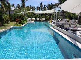 Coconutspalm Resort, отель в Ламай-Бич, рядом находится Водопад Намуанг 2