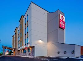 Best Western Plus Philadelphia-Pennsauken Hotel, hotel near Independence Seaport Museum, Cherry Hill