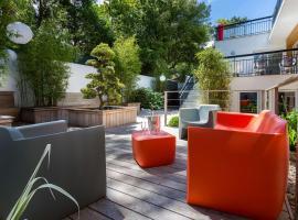 Best Western Hôtel Garden and Spa, hotel in La Baule