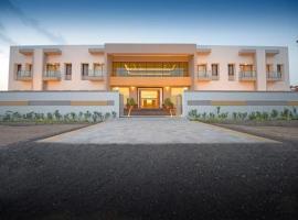 Hotel President Banquet & Lawn, отель в Аурангабаде