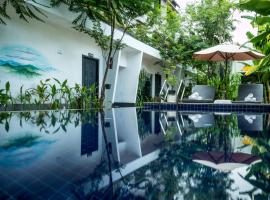 Fancy Boutique Villa Hotel, hotel near King's Road Angkor, Siem Reap