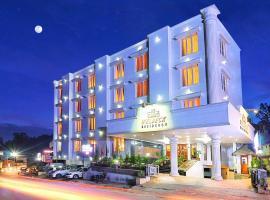 Hotel Welbeck Residency, hotel v destinaci Ooty