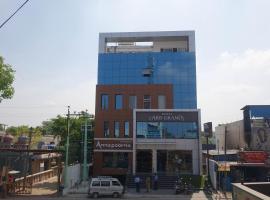 Hotel Abis Grand, отель в городе Коимбатур