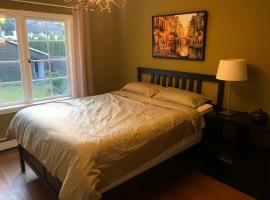 Payman's Home, B&B in Vancouver