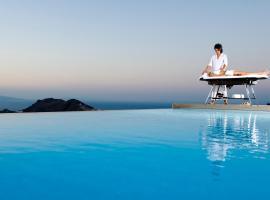 Avaton Resort And Spa, hotel a Imerovigli