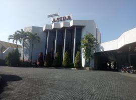 asida hotel, hotel in Batu