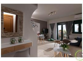 Luxury apartments in Hersonissos #1, pet-friendly hotel in Hersonissos