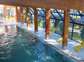 Ośrodek Wypoczynku i Rekreacji Venus, hotel with jacuzzis in Mrzeżyno