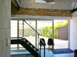 Vakantie-loft, vakantiehuis in De Haan