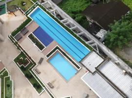 FORTALEZA APTO INTEIRO 6 HOSPEDES, hotel near Presidente Vargas Stadium, Fortaleza