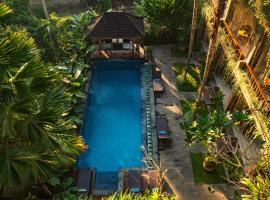 Alam Terrace Cottages, hotel in Ubud