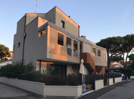 Villa Alcova, apartmán v Caorle