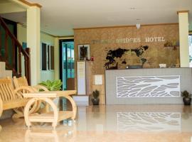 Three bridges hotel, hotel in Nan