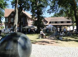Ludwig-Harms-Haus Hermannsburg, hotel in Hermannsburg