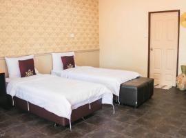 Rainbow Hill Hotel, hotel in Nang Rong