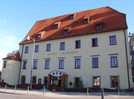 Ringhotel Jägerhof, Hotel in Weißenfels