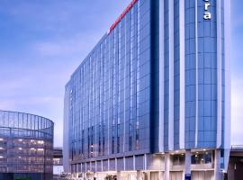 Hilton Garden Inn London Heathrow Terminal 2 and 3, hotel in Hillingdon