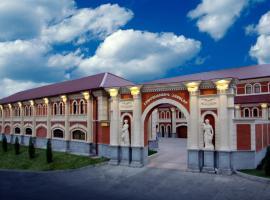 Hotel Roma & Tours, hotel in Yerevan