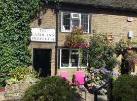 The Lamb Inn, hotel in Chinley