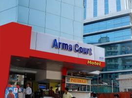 Hotel Arma Court, hotel near Siddhi Vinayak Temple, Mumbai