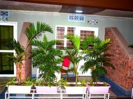 Zebra Tourim Hotel、キガリのホテル