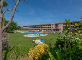 Aparthotel Golf Beach, golfhotel in Pals