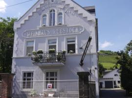 Altes Weingut Weinhaus Rebstock, apartment in Winningen