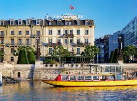 Hotel d'Angleterre, hôtel à Genève près de: Jet d'eau de Genève