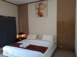 Village Corner Homestay, family hotel in Kuta Lombok