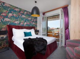 Apartments Il Giardino, hotel in Makarska