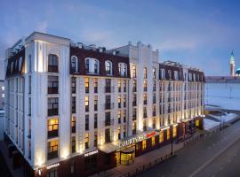 Courtyard by Marriott Kazan Kremlin, hotel in Kazan