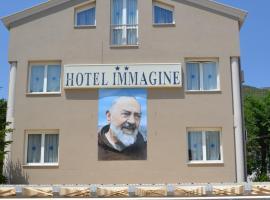 Hotel Immagine, hotell i San Giovanni Rotondo